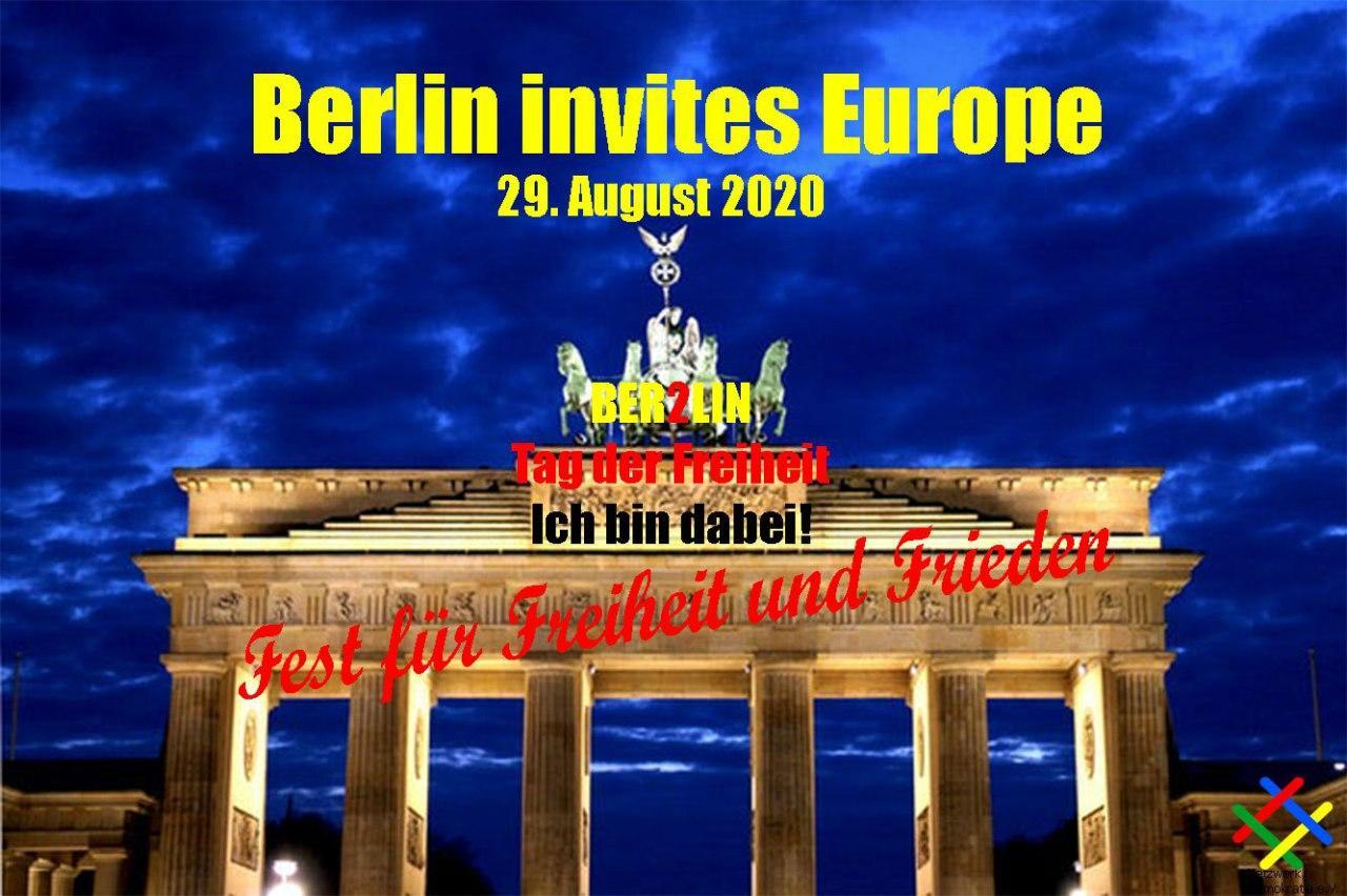Berlin die Zweite! Wir sind wieder dabei :)